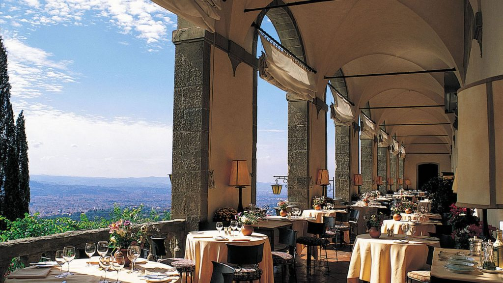 The Best Restaurants With A View In Italy Italy With Class