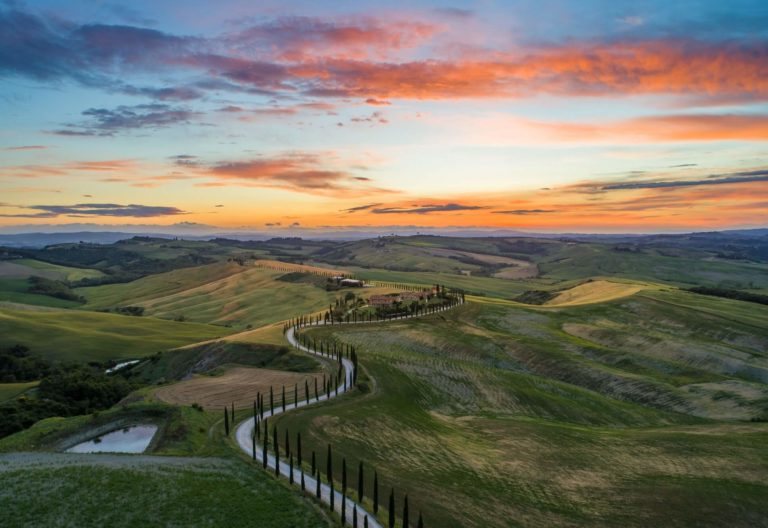 Italy with Class: Val d'Orcia Countryside