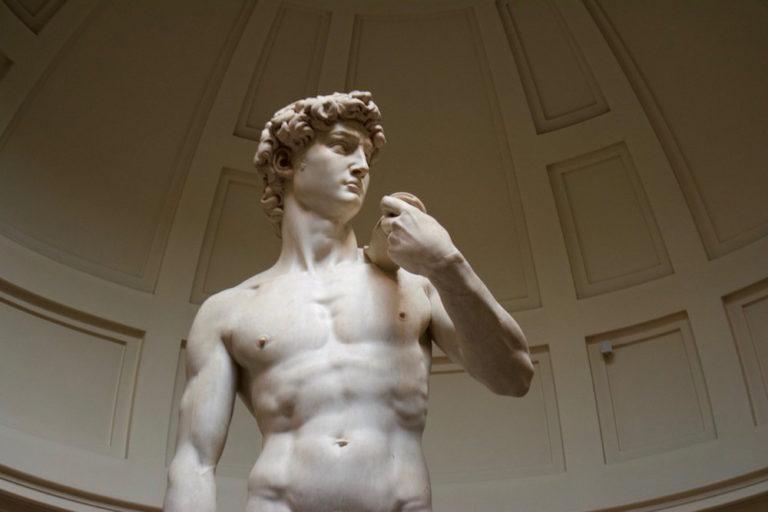 Michelangelo David Accademia