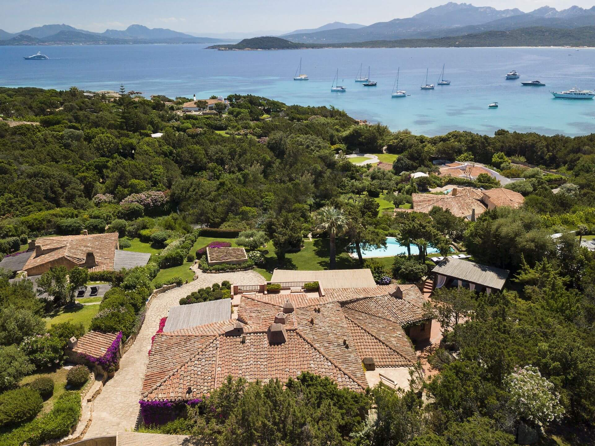 Coastal Accommodations Italy with Class